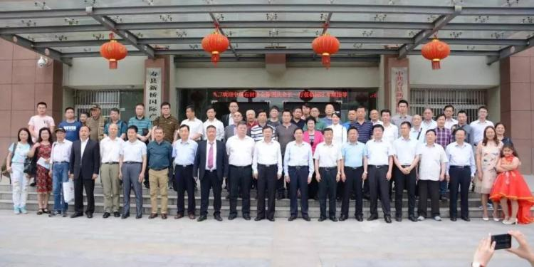 中国首个石材机械装备产业园在安徽寿县举行隆重奠基仪式