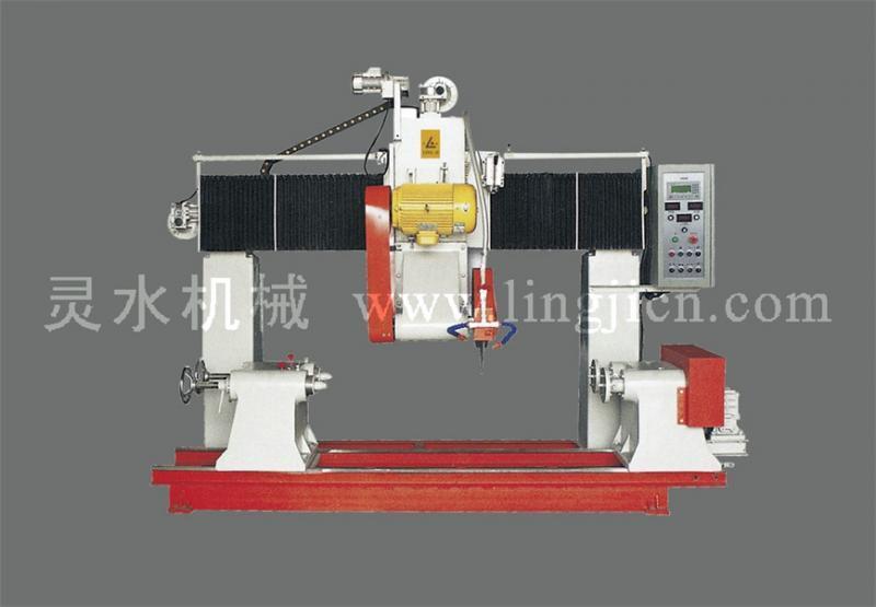 圆柱栏杆仿形切割机 YLQ-600A