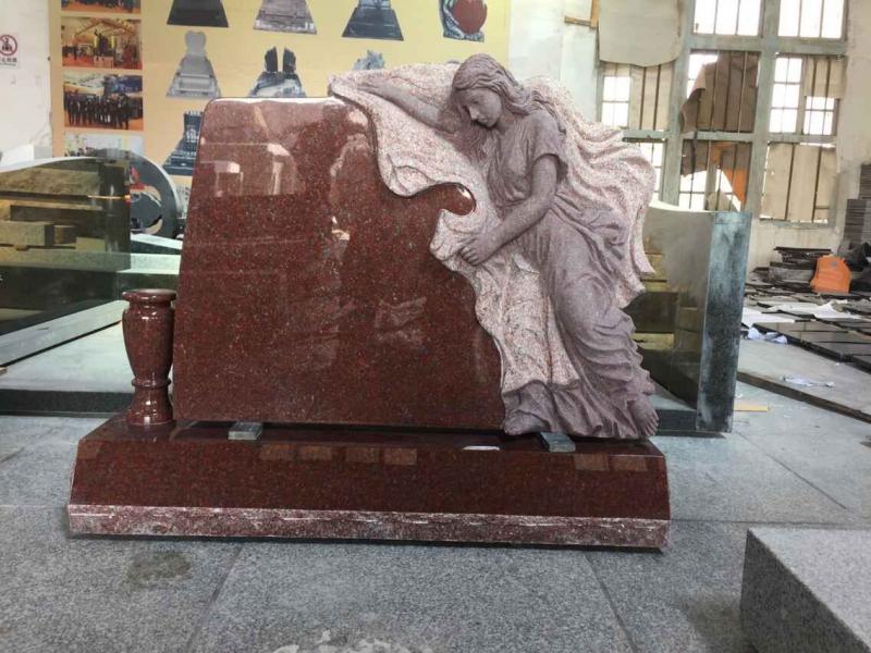 唯美的欧式墓碑