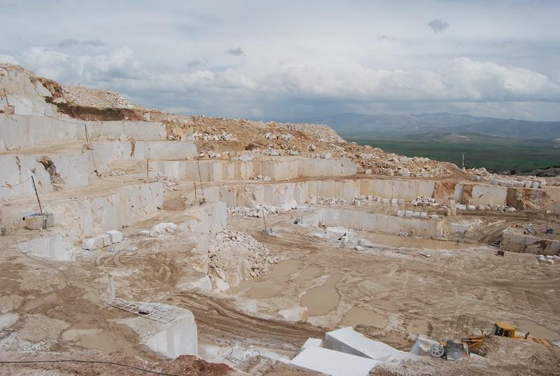 白玉蘭礦山