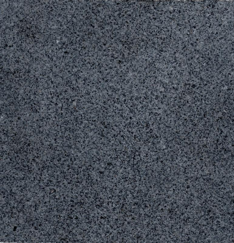 G654芝麻黑花岗岩 光面