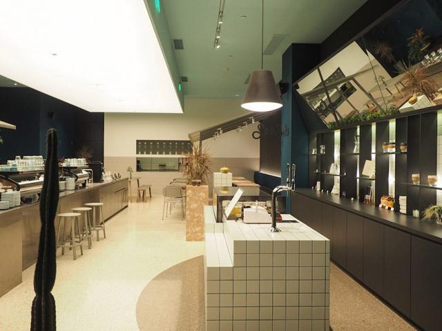 深圳Seesaw咖啡店2