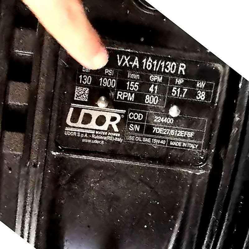 高压冲洗机展示图9