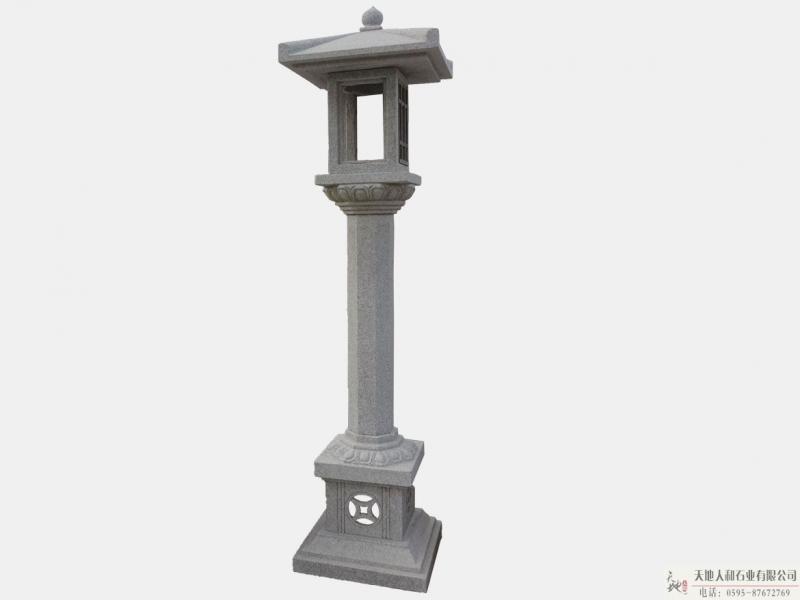 石雕-灯笼
