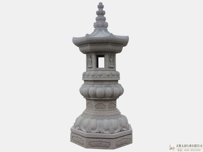 石雕-塔2