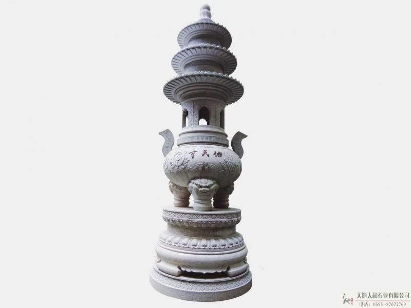 石雕-塔4