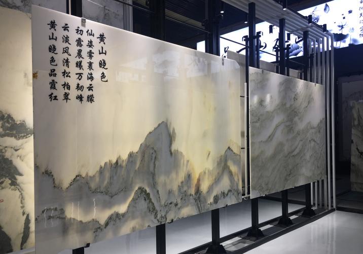 本公司主营山水画,背景墙,奢石,石画,景色美丽,有意来电18657952075