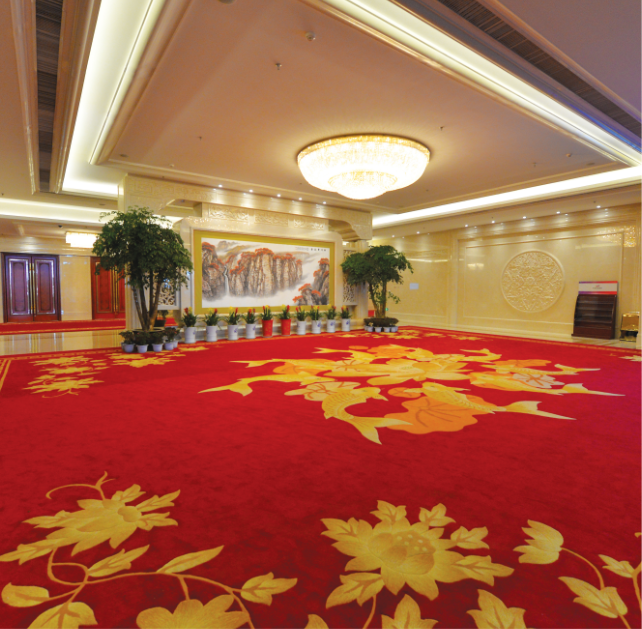 河南郑州国际机场T2航站楼VIP东接待台