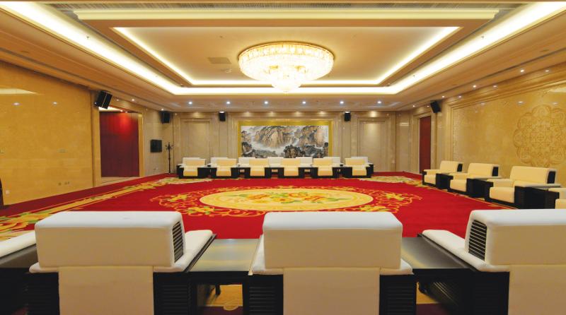 河南郑州国际机场T2航站楼VIP宴会厅