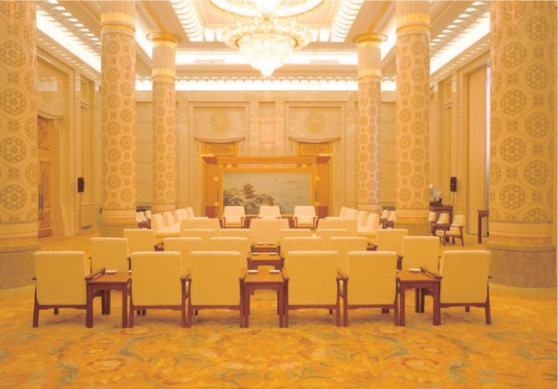 人民大会堂湖南厅