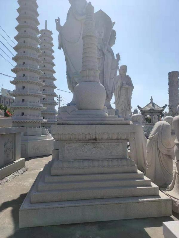 廠家供應寺廟石雕舍利塔石雕雕刻設計