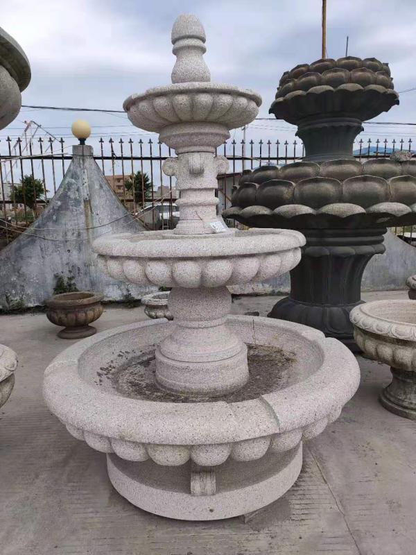 厂家供应喷泉流水适用别墅公园花园广场小区景区等