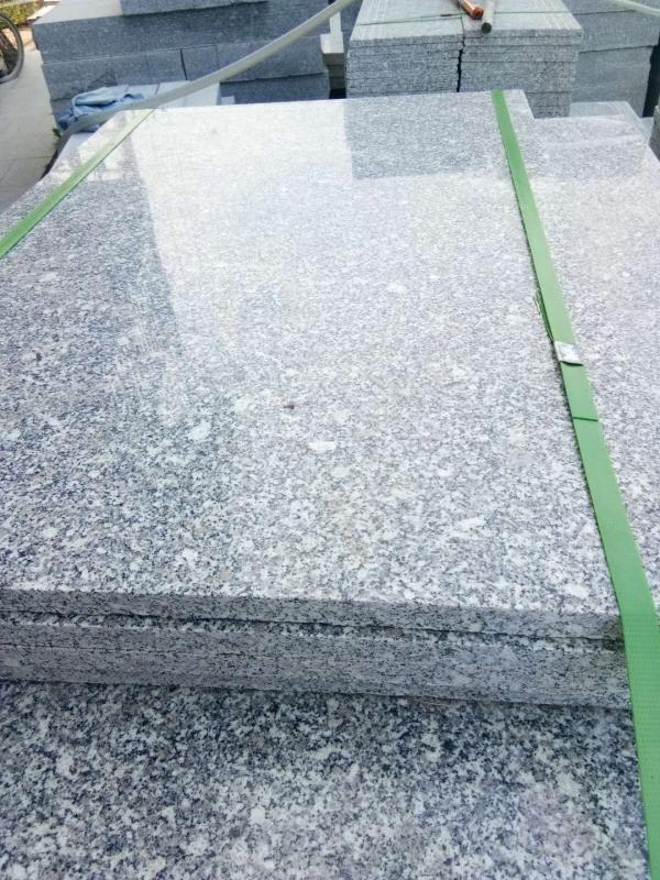 衡阳古建园林石材 芝麻灰花岗岩石材板材加工