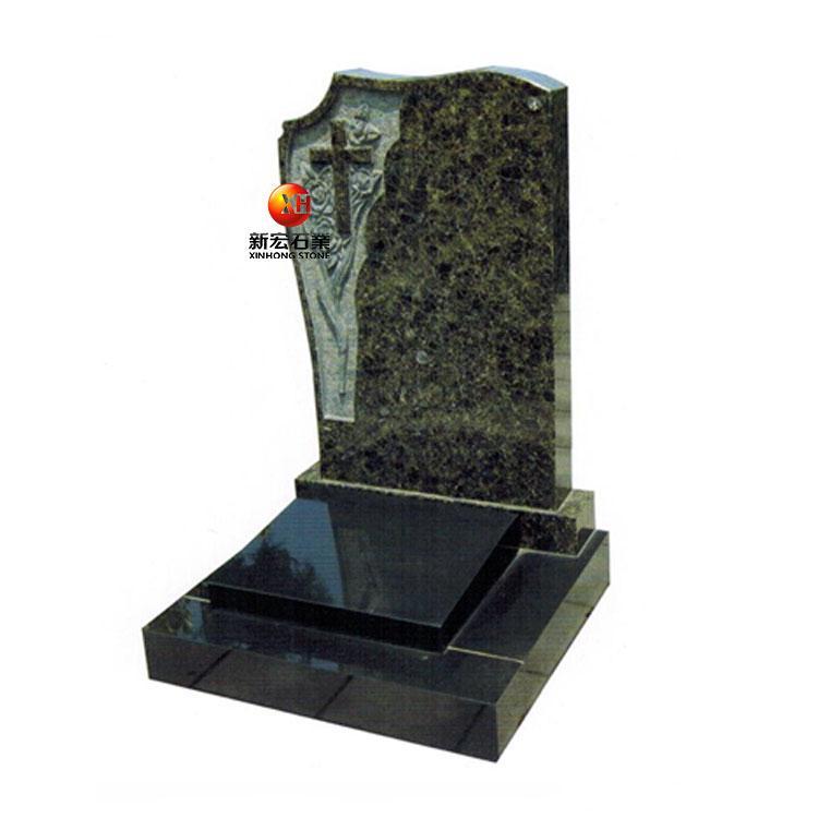 厂家供应陵园墓碑石墓碑、墓碑款式等