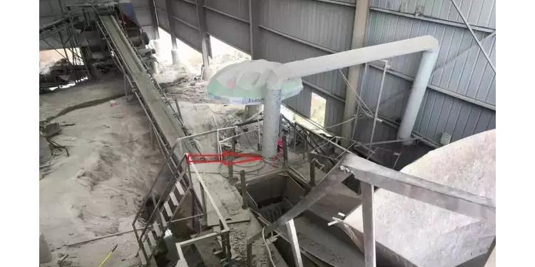 洛陽市多家石材廠污染嚴重,生產未達標