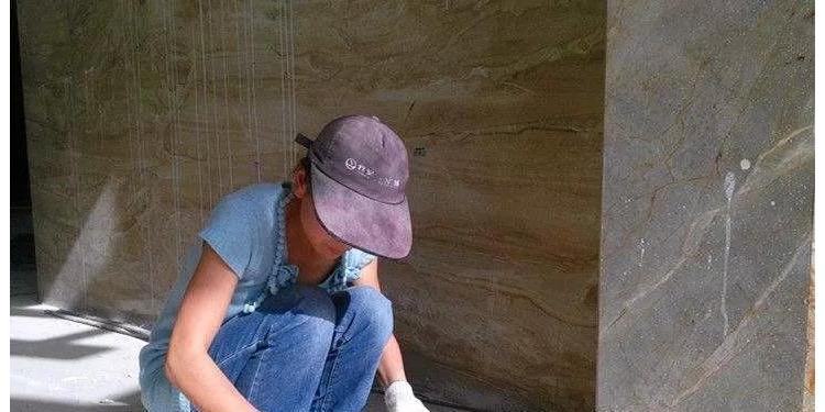大理石填縫劑的使用方法