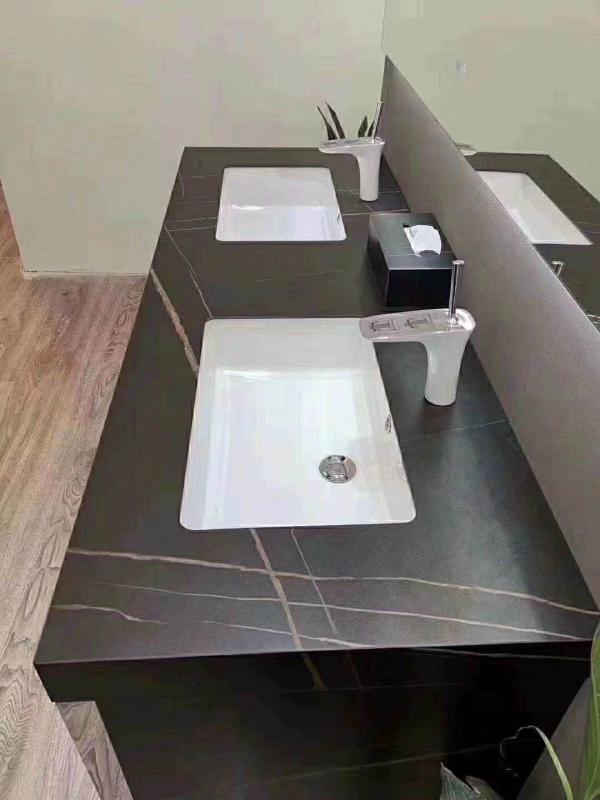 洗手台展示