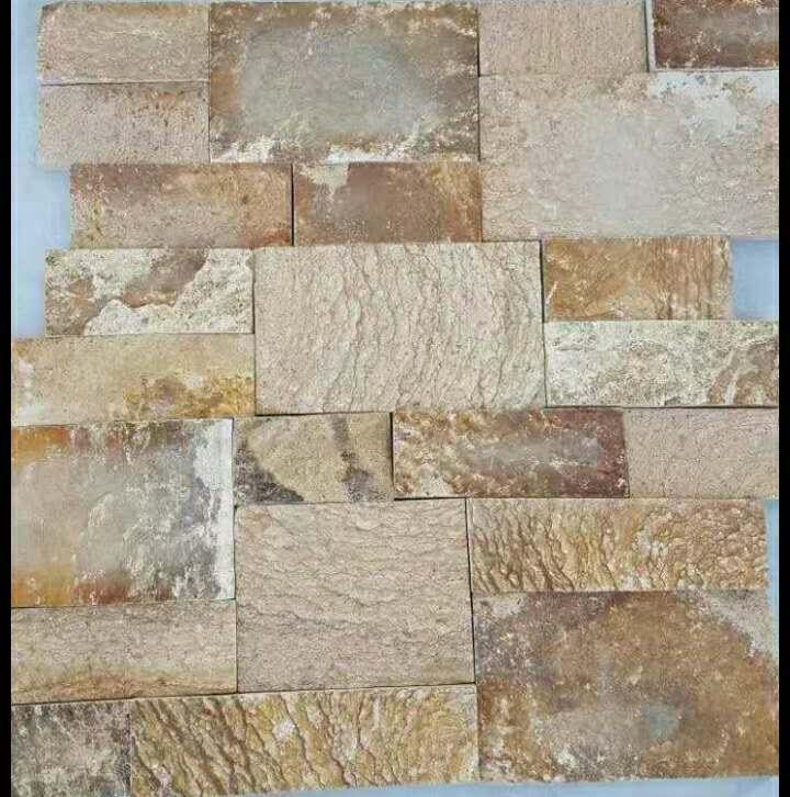 天然文化石 冰裂纹  乱形板  蘑菇石等大量出售欢迎新老客户