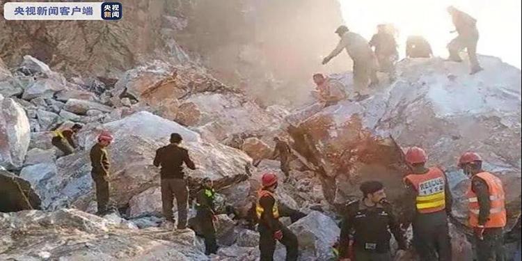 巴基斯坦大理石矿山发生事故,至少11人死亡