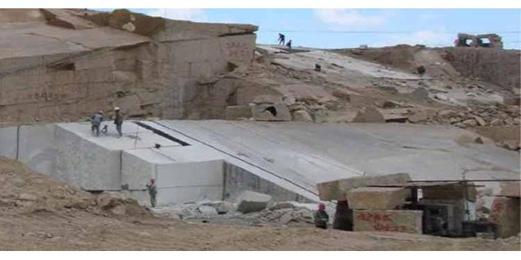 10月1日起,埃及将对石材矿山收取19%?的开采许可费用