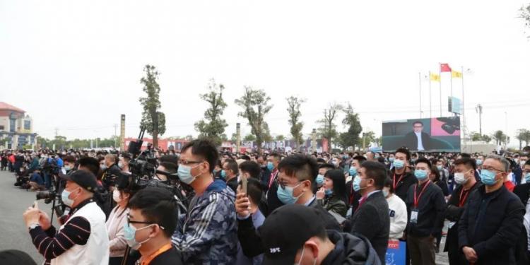 重磅|第二十一屆中國(南安)水頭國際石博會暨石設計周及第五屆中國(南安)泛家居主題活動周盛大開幕!