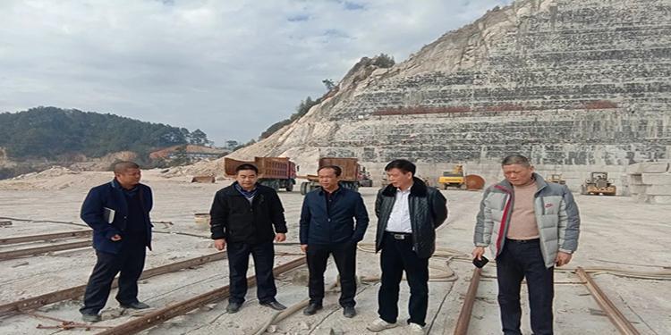广西贺州市人大常委会副主任卿汤义率队开展石材矿山生态环境?;で榭龅餮?/></a> <ul><li><a href=