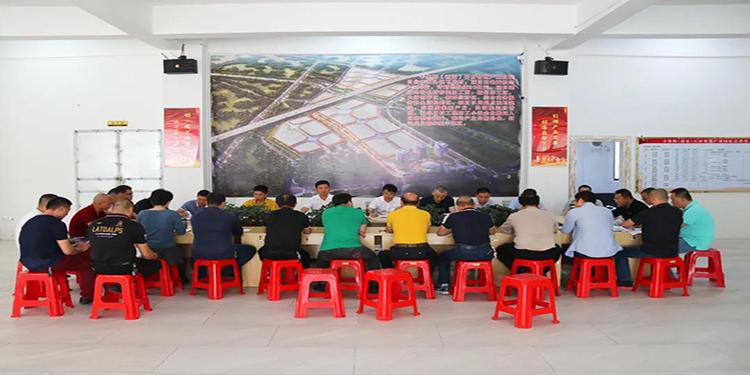 【項目攻堅】排兵布陣,南安國際石材智慧產業園組織保障再強化