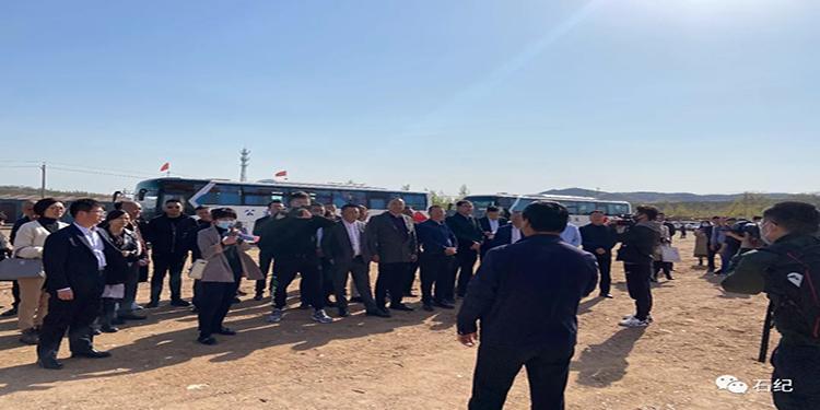 多个国外矿主争先入驻中国花岗岩交易中心