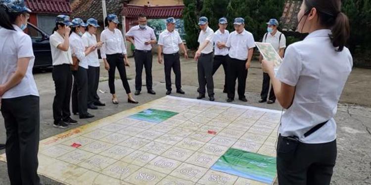 中國石材城黨群(人才)服務中心推出趣味學黨史活動!