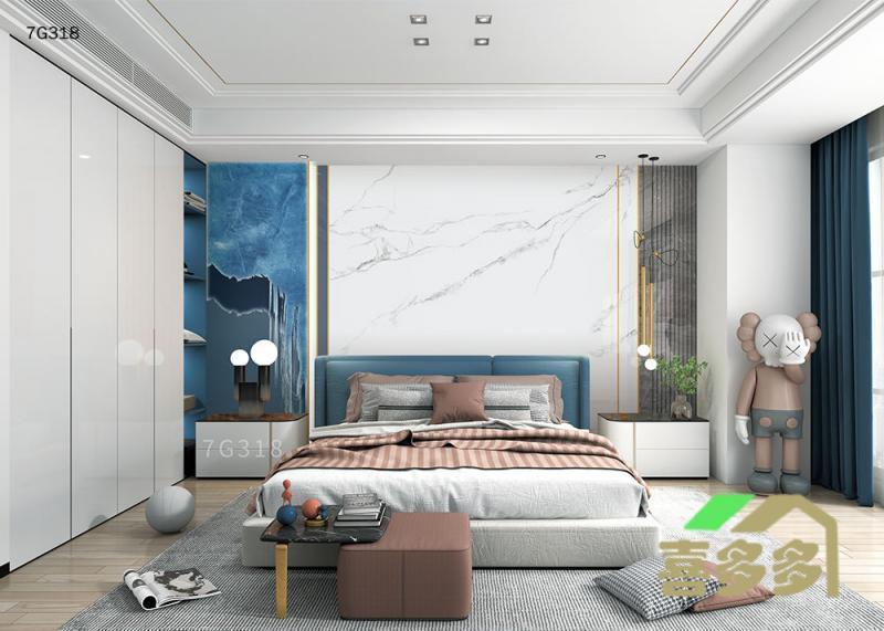 卧室背景  7G318