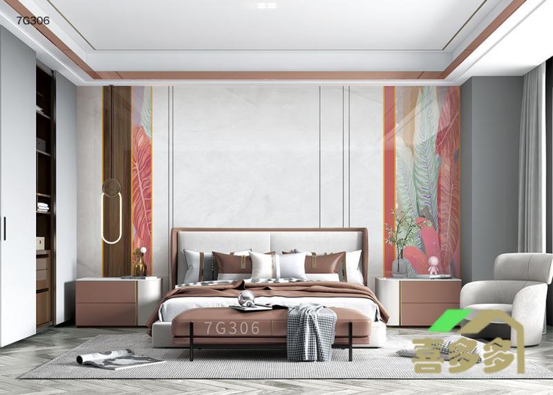 卧室背景  7G306