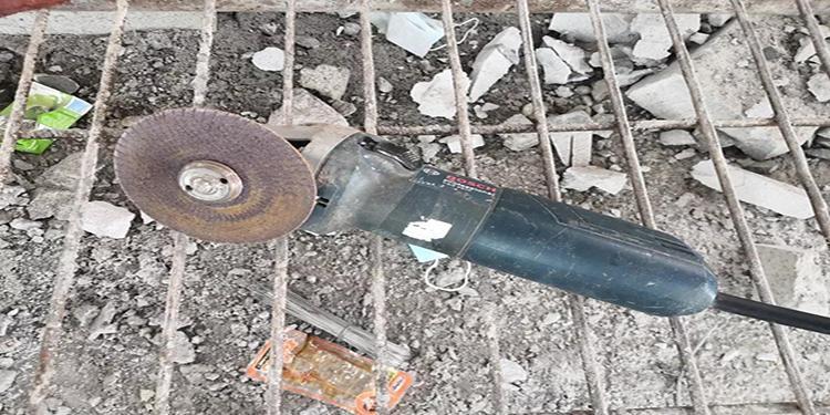 当场死亡!又是砂轮机事故:不装防护罩的砂轮机就是杀人机!石材行业注意防护!