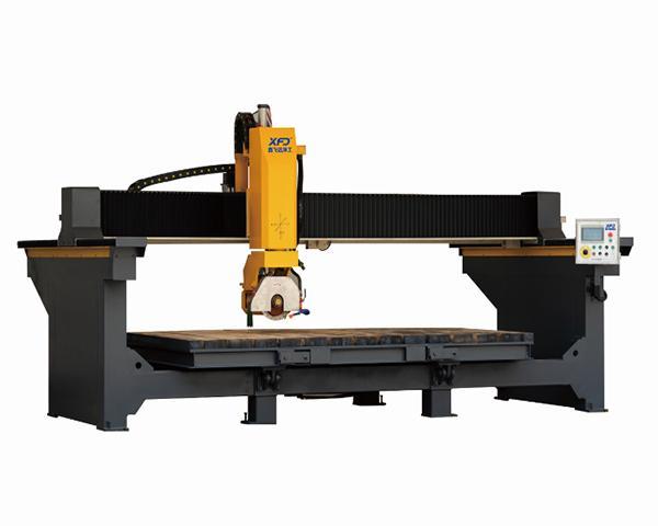 XFD-350E 4轴数控一体切割机