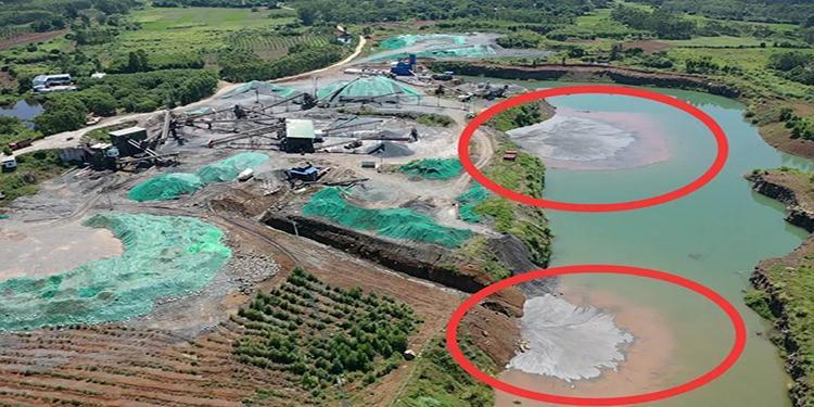 临高县矿山生态修复治理工作不力 环境违法问题突出