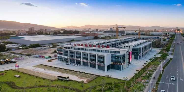 1—8月南安规上工业产值达2000亿元,水头一省重点项目一期收工封顶