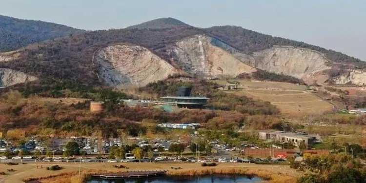"""""""十三五""""期间全国治理矿山修复面积约400万亩"""
