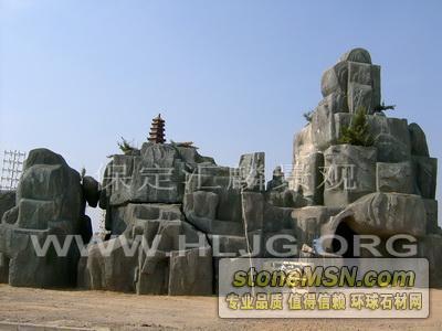 供应塑山塑石