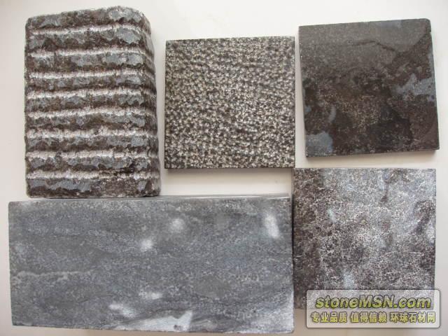 鋪地石,廣場石,路沿石,臺階石,盲道石,蘑菇石,代發車皮人工
