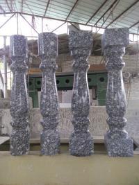 花瓶柱,圆柱,庭院围栏