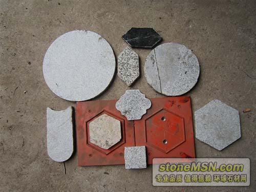 部分异形砖模具