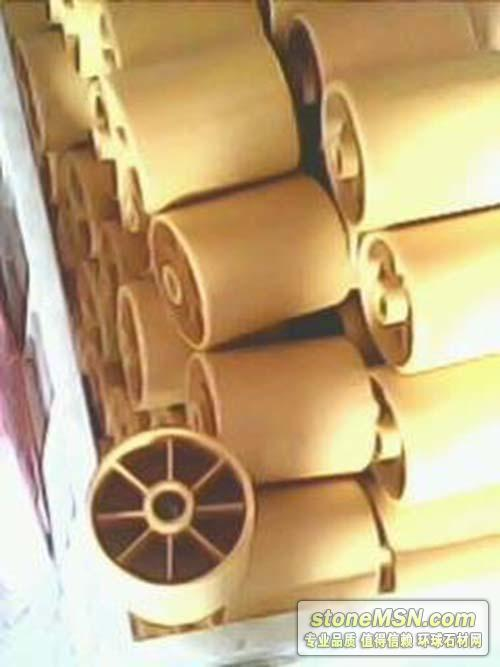 石材連續磨機滾輪2