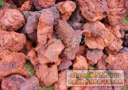 供应各规格火山石、风景石