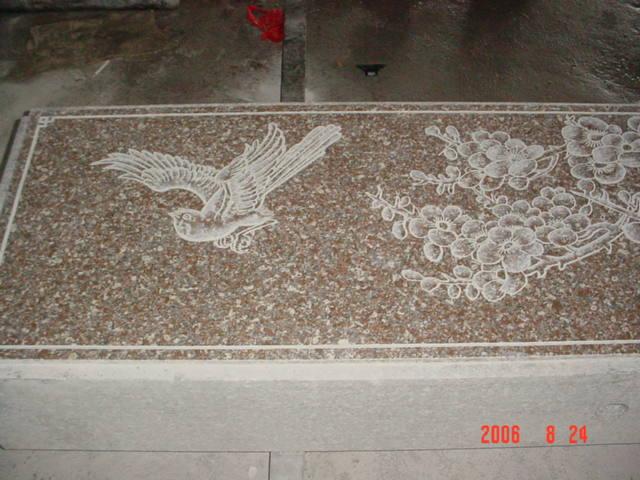 雕刻石壁5