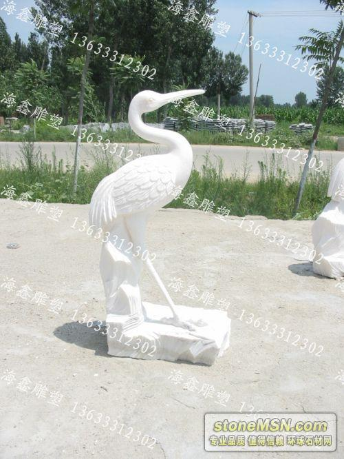仙鶴雕塑制作廠、動物雕塑廠,龍鳳呈祥雕塑