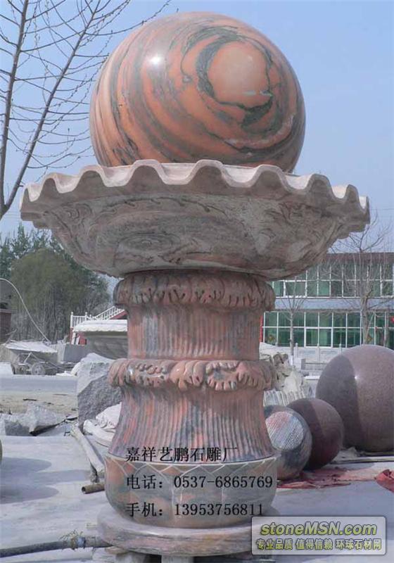 石雕風水球,園林石雕,石雕風水球價格,風水球圖片,嘉祥石雕