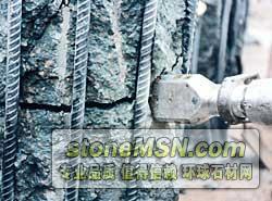 钢筋混凝土静态拆除机械
