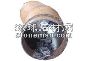 LR铸石耐磨管