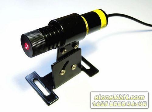 石材桥切机专用红光一字线定位灯