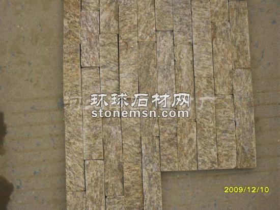 虎皮黄(黄木纹)胶粘