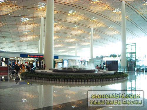 北京三号航天机杨大厅